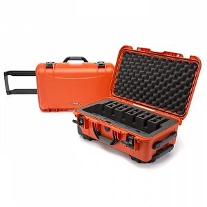 NANUK - Odolný kufr model 935 6UP Pistol - oranžový