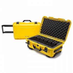 NANUK - Odolný kufr model 935 6UP Pistol - žlutý