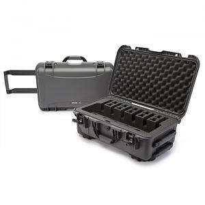 NANUK - Odolný kufr model 935 6UP Pistol - šedý