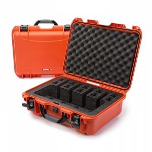 NANUK - Odolný kufr model 925 4UP Pistol - oranžový