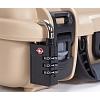 NANUK - Odolný kufr model 910 2UP Glock Pistol - limetkový