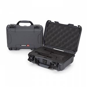 NANUK - Odolný kufr model 909 Glock Pistol - šedý