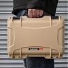 NANUK - Odolný kufr model 909 Classic Pistol - zelený