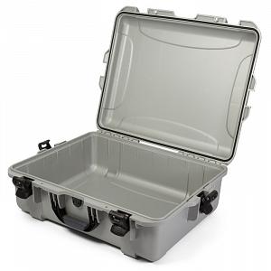 NANUK - Odolný kufr model 945 - stříbrný