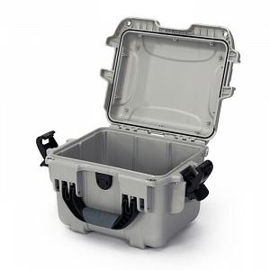 NANUK - Odolný kufr model 908 - stříbrný