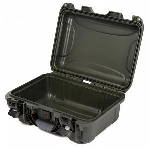 NANUK - Odolný kufr model 915 - zelený