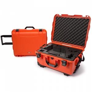 NANUK - Odolný kufr model 950 na gimbal DJI Ronin-M - oranžový