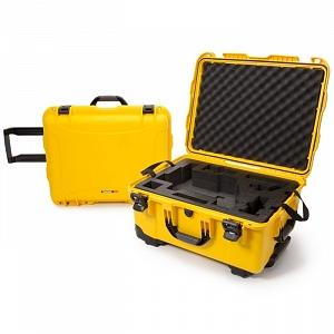 NANUK - Odolný kufr model 950 na gimbal DJI Ronin-M - žlutý