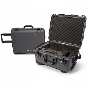 NANUK - Odolný kufr model 950 na gimbal DJI Ronin-M - šedý