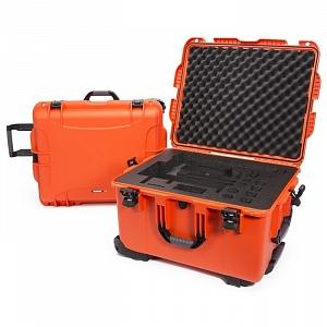 NANUK - Odolný kufr model 960 na gimbal DJI Ronin-MX - oranžový