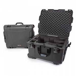 NANUK - Odolný kufr model 960 na kameru Black Magic URSA - šedý